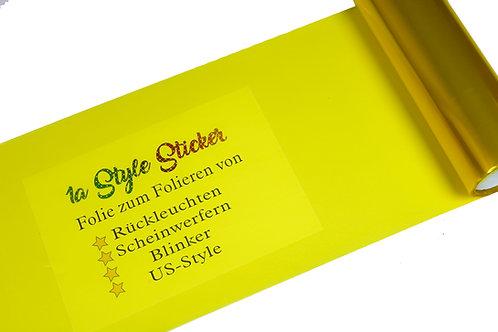 Scheinwerfer Folie Gelb, Nebelscheinwerfer Folierung
