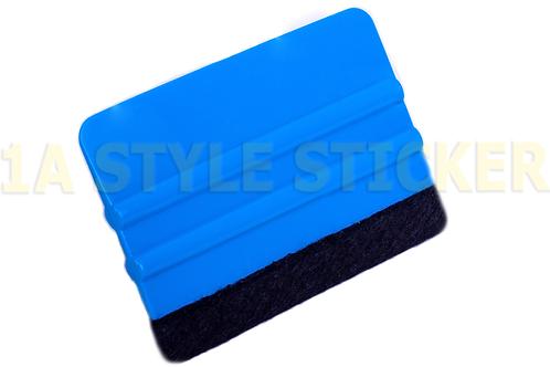 Verklebe Rakel mit Filz von 3M - 00051128092064 3M Rakel Blau