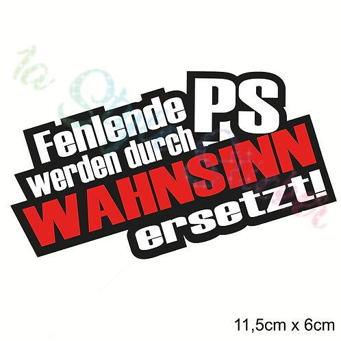 Fehlende PS werden durch WAHNSINN ersetzt! d21