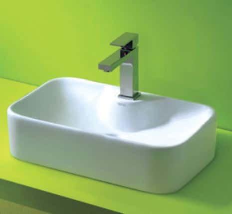 Bronte Above Counter Ceramic Vanity Basin