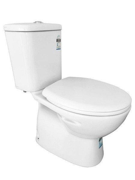 Mod Ceramic Close Coupled Toilet Suite