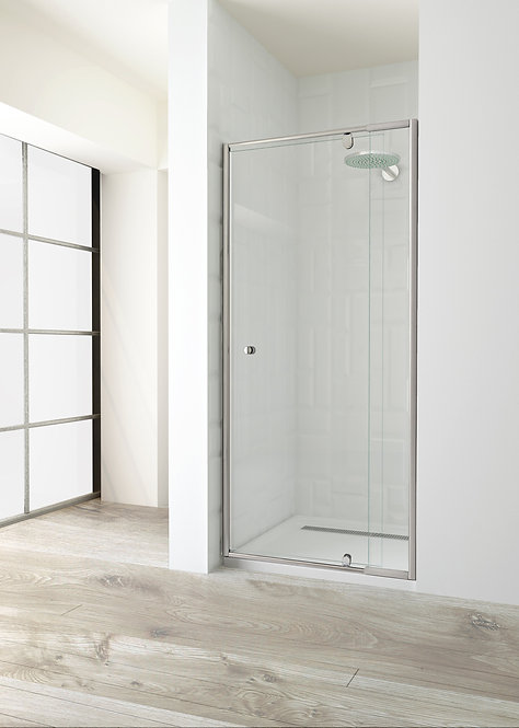Semi Frameless Shower Screen Front Only