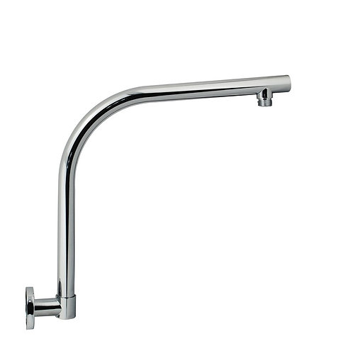 Rondo Chrome Hi Rise Shower Arm