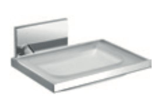 LEENA Glass Soap Dish
