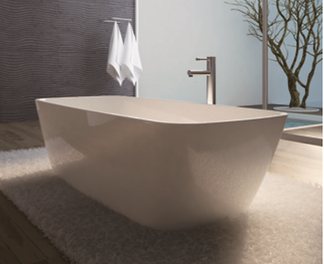 CHLOE Rectangle Bath Tub