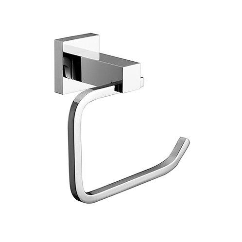 Blok Chrome Toilet Roll Holder
