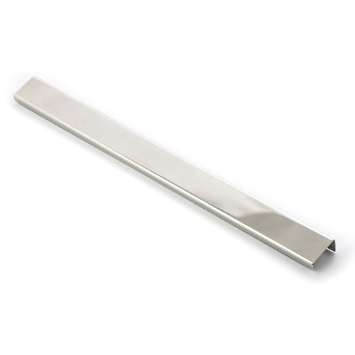 Ledge Polished Stainless Steel Cabinet Pull