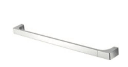 ACQUA Single Towel Rail 750mm
