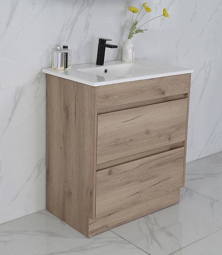 Max 750mm Urban Oak Vanity
