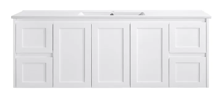 Hampton 1500mm Wall Hung Vanity