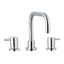 Rondo Chrome Basin Set