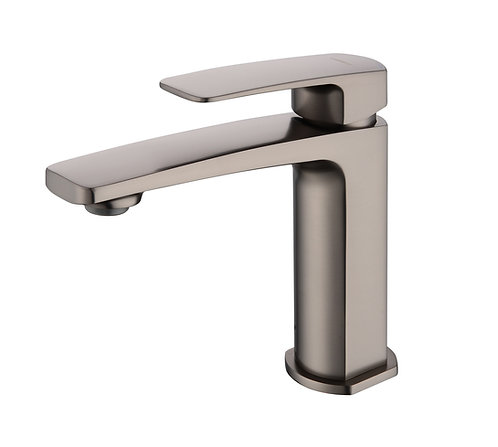 BRAVO Brushed Nickel Basin Mixer