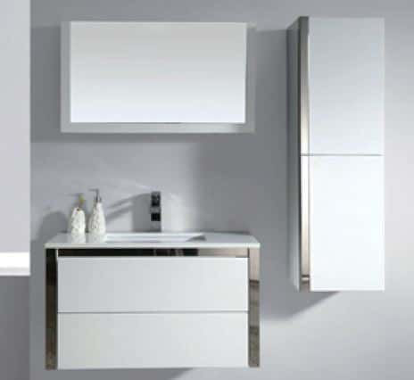 Niko 900mm Wall Hung Vanity
