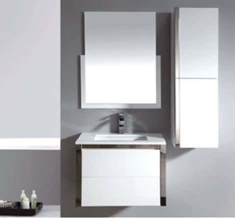 Niko 750mm Wall Hung Vanity