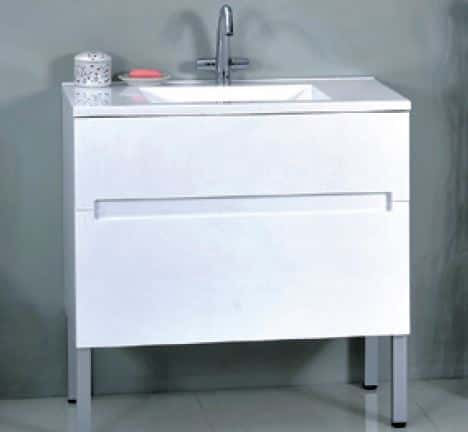 Bella 900mm Wall Hung Vanity