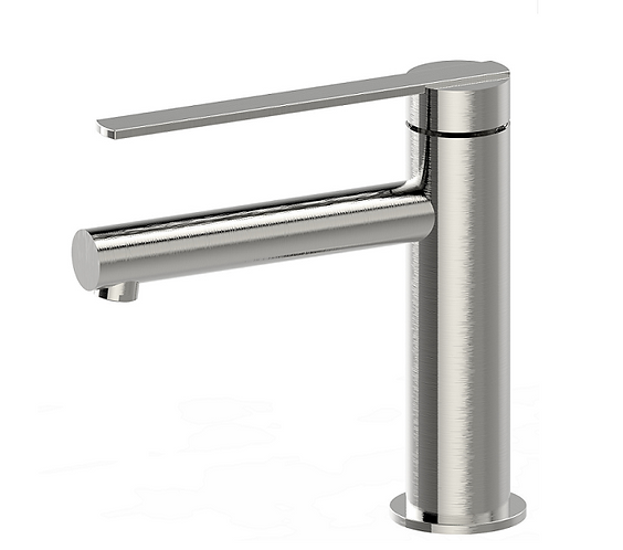 Niko Basin Mixer Brushed Nickel