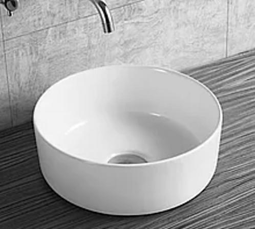 Rondo Compact Mini Above Counter Vanity Basin