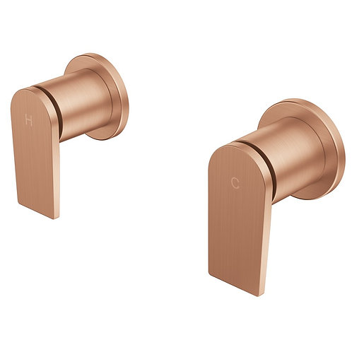 Signature Brushed Rose Gold Wall Top Ass PR