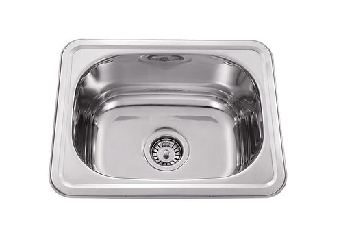 30ltr Stainless Steel Inset Laundry Tub