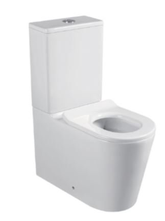 Junior Child Care Wall Faced Toilet Suite