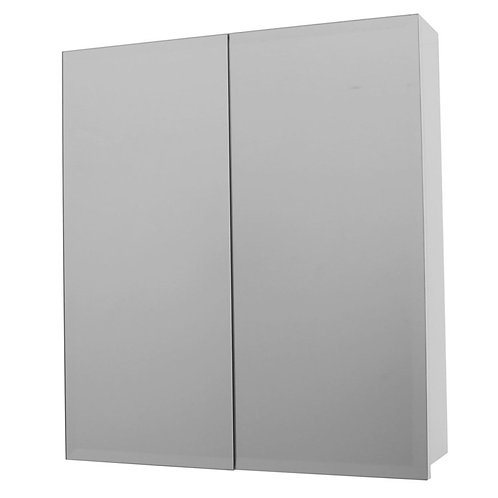 600mm Mirror Wall Cabinet