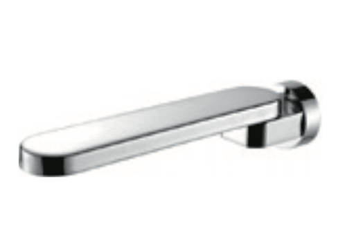 LEENA Chrome Swivel Bath Spout Chrome