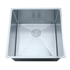 Impact Stainless Steel 450 Undermount Single Bowl