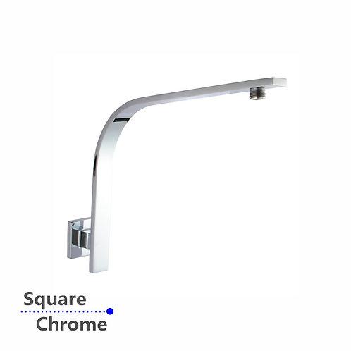Blok Chrome Hi Rise Shower Arm