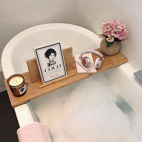 Relax-a-Mate Bath Caddy by Couchmate