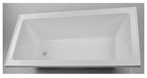 Block Inset Bath