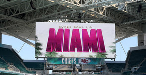 Supper Bowl Traffic Advisory on Behalf of Miami Downtown Development Authority