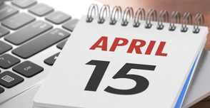 What is Actually Due April 15?