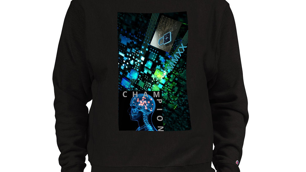 "MMXX ""Memory Bank"" Champion Sweatshirt"