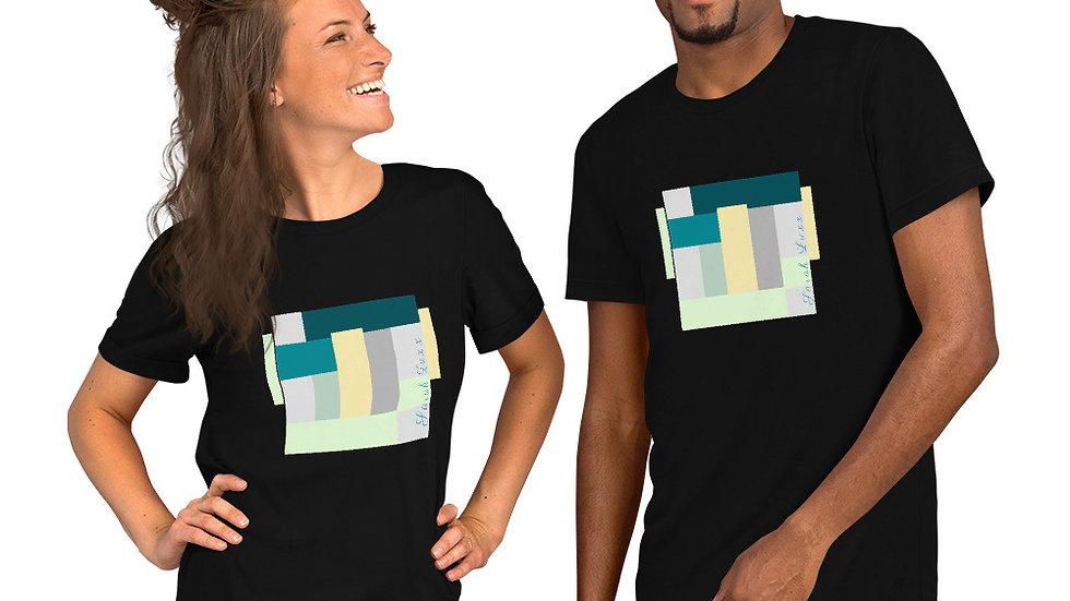 """Blue Crag"" T-Shirt"