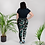 "Thumbnail: ""Black Girl"" Signature Baddie Leggings"
