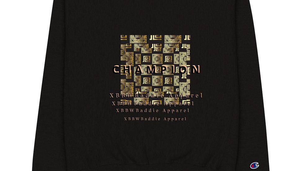 """Golden Life"" Champion Sweatshirt"