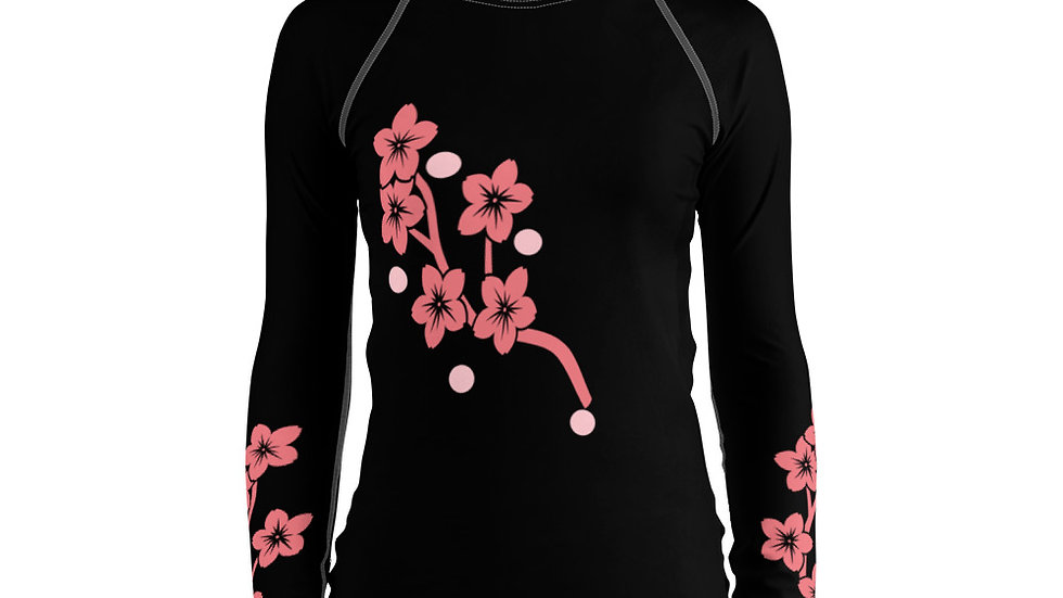 """""""Blossom Baddie"""" Fitted Top"""