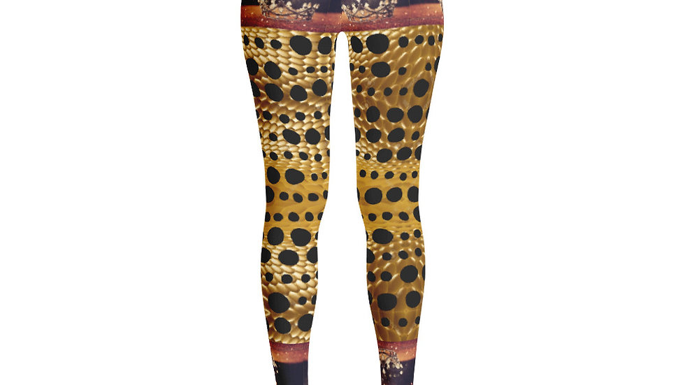 """""""Pick Up Your Crown"""" Leggings"""
