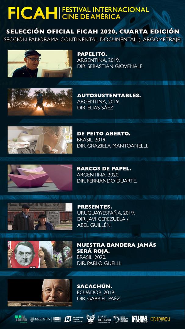 Panorama Continental Documental