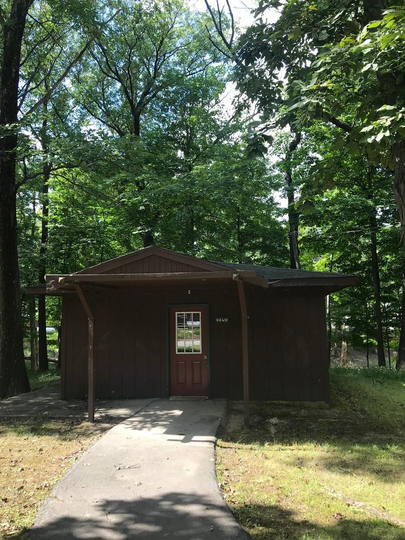 Crow cabin