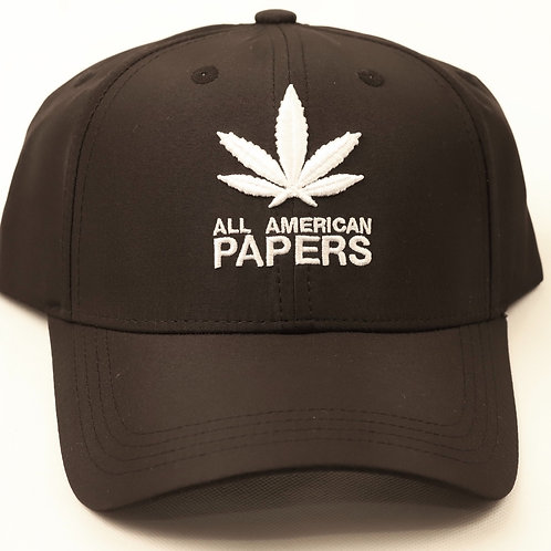 ALL AMERICAN PAPERS BLACK HAT
