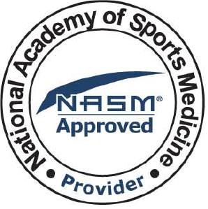 Wellcoaches is a NASM Approved CEU Provider for Personal Trainers