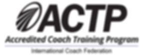 Accredited Coach Training Program Logo