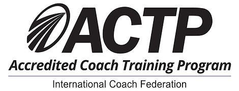 Accredited Coach Training Program Logo