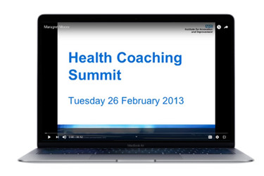 Health Coaching Summit