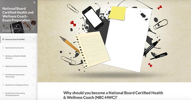 National Certification Preparation Course Exam Prep