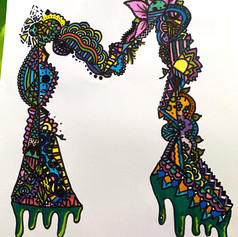 Mandala and Zentangle Doodles