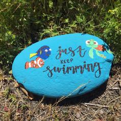 Painting Rocks to Spread Joy!