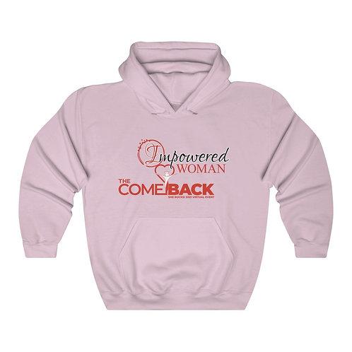She Rocks2021~Unisex Heavy Blend Hooded Sweatshirt
