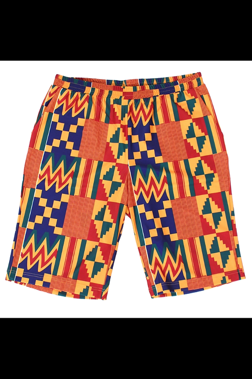 South African Collection ~ Kente Swim Shorts